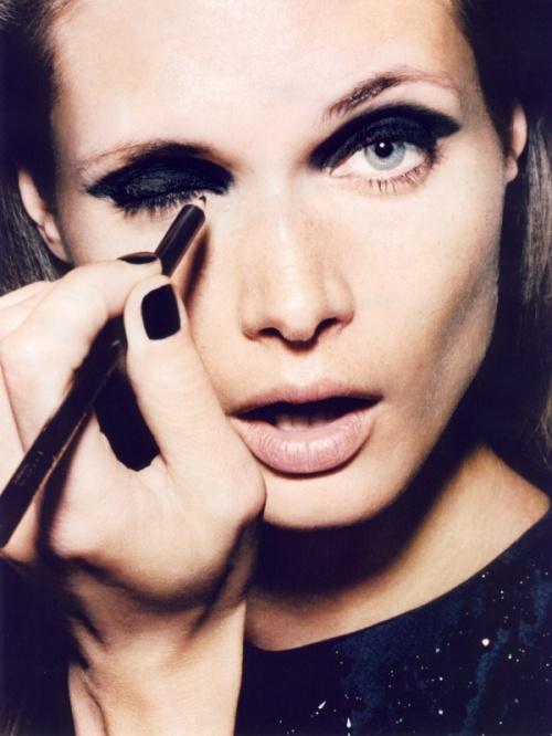 Maquillaje de Ojos Paso a Paso Ahumados Maquillaje Ojos Ahumados